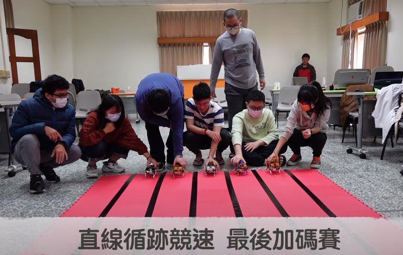 2021仿生獸智能競賽-勞動部就業學程成果展
